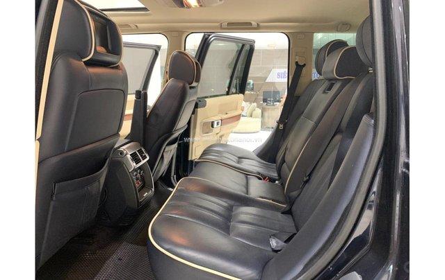 HCM: LandRover Range Rover Supercharged 5.0 2009, màu đen, xe nhập8