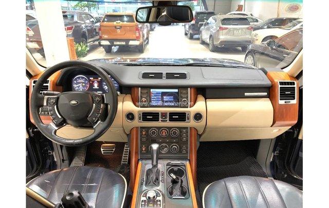 HCM: LandRover Range Rover Supercharged 5.0 2009, màu đen, xe nhập7
