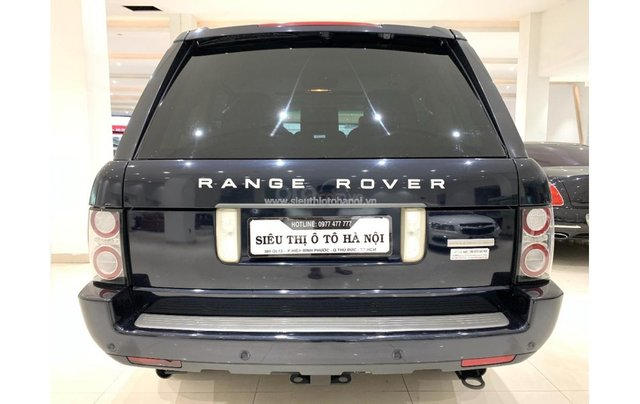 HCM: LandRover Range Rover Supercharged 5.0 2009, màu đen, xe nhập4
