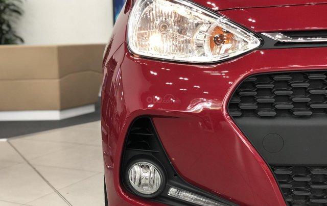 Hyundai i10 2019 (đủ màu) SX 2019 giá 330tr, hỗ trợ vào HTX có phù hiệu trong ngày - Vui lòng LH 0337 16 26 362