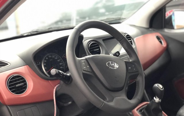 Hyundai i10 2019 (đủ màu) SX 2019 giá 330tr, hỗ trợ vào HTX có phù hiệu trong ngày - Vui lòng LH 0337 16 26 365
