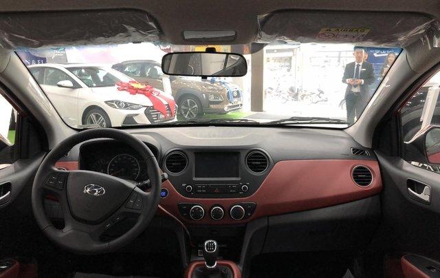 Hyundai i10 2019 (đủ màu) SX 2019 giá 330tr, hỗ trợ vào HTX có phù hiệu trong ngày - Vui lòng LH 0337 16 26 366