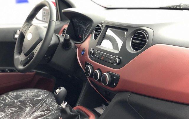 Hyundai i10 2019 (đủ màu) SX 2019 giá 330tr, hỗ trợ vào HTX có phù hiệu trong ngày - Vui lòng LH 0337 16 26 368