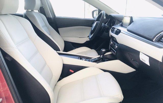 Bán Mazda 6 mới 2019-Thanh toán 283tr nhận xe-Hỗ trợ hồ sơ vay6