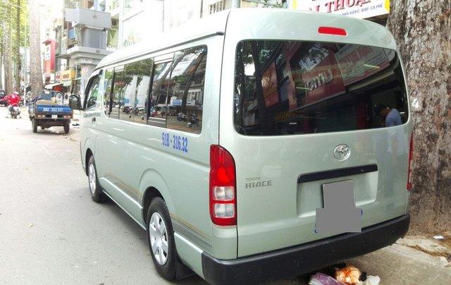 Bán ô tô Toyota Hiace 2011 máy xăng, giá chỉ 298tr, liên hệ Thanh4