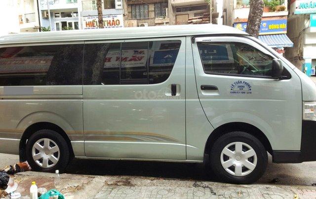 Bán ô tô Toyota Hiace 2011 máy xăng, giá chỉ 298tr, liên hệ Thanh3