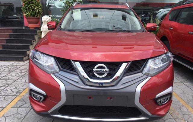 Bán Nissan XTrail 2.5L giá thấp nhất thị trường4