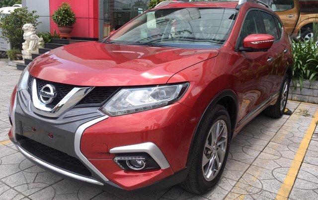 Bán Nissan XTrail 2.5L giá thấp nhất thị trường0