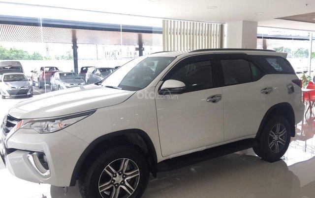 Doanh số bán hàng xe Toyota Fortuner tháng 4/20201