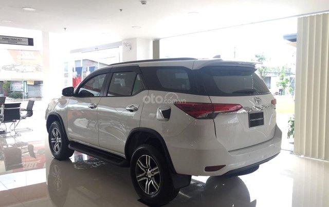 Doanh số bán hàng xe Toyota Fortuner tháng 4/20202
