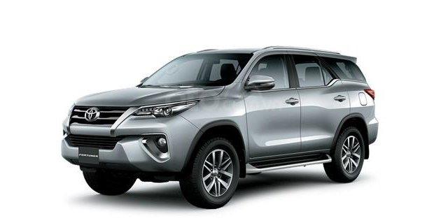 Doanh số bán hàng xe Toyota Fortuner tháng 4/202010