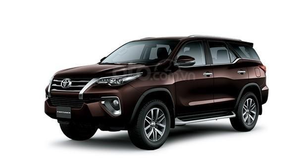 Doanh số bán hàng xe Toyota Fortuner tháng 4/202012