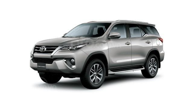 Doanh số bán hàng xe Toyota Fortuner tháng 4/202011