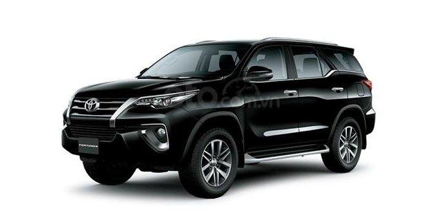 Doanh số bán hàng xe Toyota Fortuner tháng 4/20209