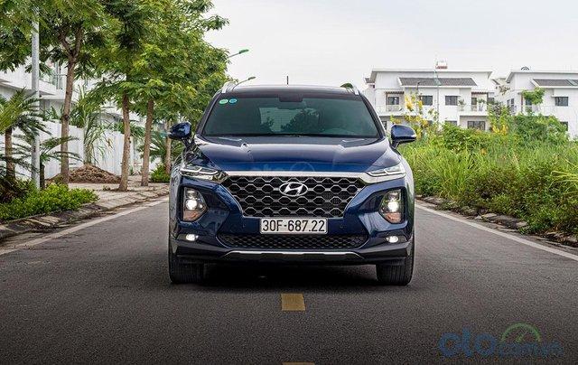 Doanh số bán hàng xe Hyundai Santa Fe tháng 6/20210