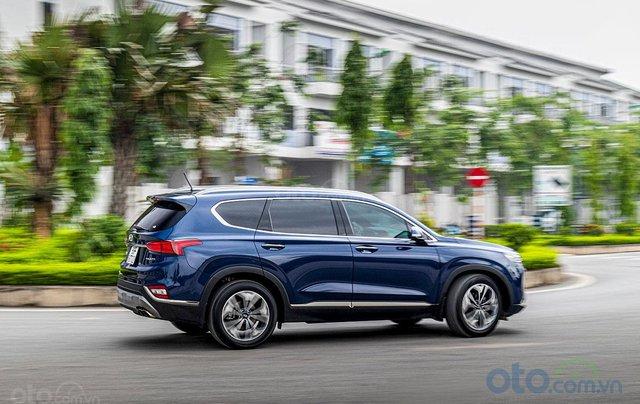 Doanh số bán hàng xe Hyundai Santa Fe tháng 6/20211