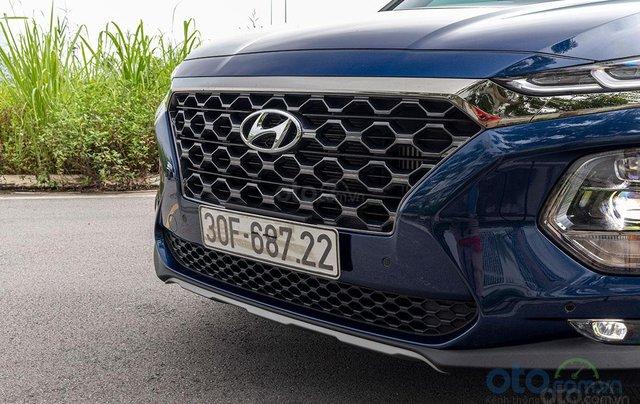 Doanh số bán hàng xe Hyundai Santa Fe tháng 6/20214