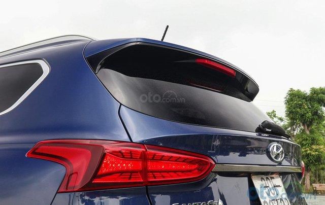 Doanh số bán hàng xe Hyundai Santa Fe tháng 6/20215