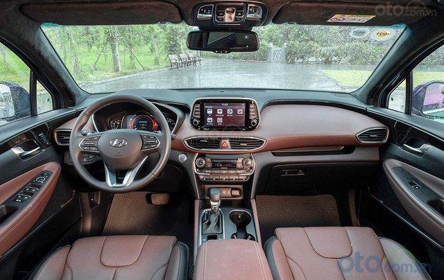 Doanh số bán hàng xe Hyundai Santa Fe tháng 6/20218