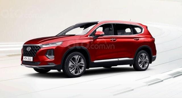 Doanh số bán hàng xe Hyundai Santa Fe tháng 6/202114