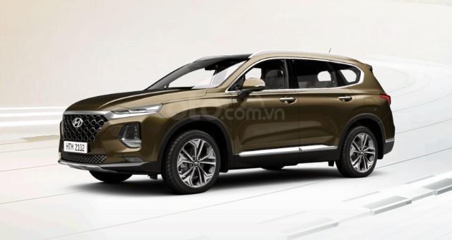 Doanh số bán hàng xe Hyundai Santa Fe tháng 6/202115