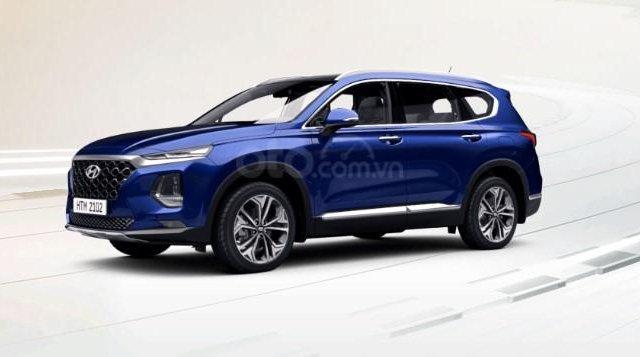 Doanh số bán hàng xe Hyundai Santa Fe tháng 6/202119