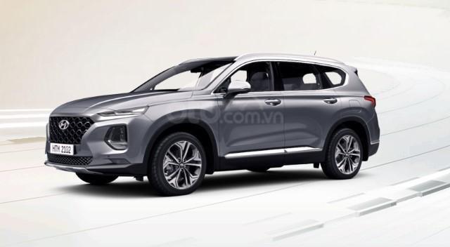 Doanh số bán hàng xe Hyundai Santa Fe tháng 6/202117