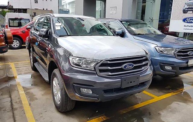 Cần bán xe Ford Everest Ambiente 2.0 4x2 AT năm sản xuất 2019, màu xám 0