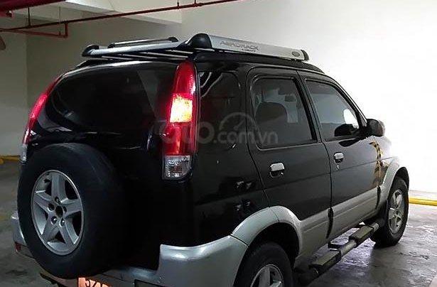 Cần bán lại xe Daihatsu Terios 1.3 4x4 MT 2005, màu đen, xe nhập 0