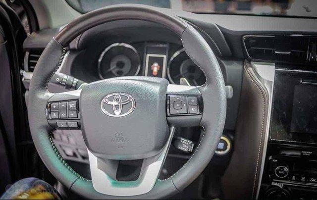 Doanh số bán hàng xe Toyota Fortuner tháng 4/20205
