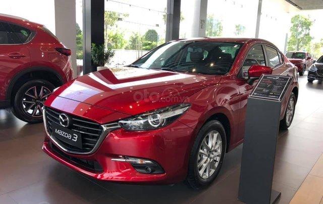 Bán xe Mazda 3 phiên bản 1.5L Sedan - Màu đỏ pha lê - Mới 100% - Hỗ trợ bank 85%2