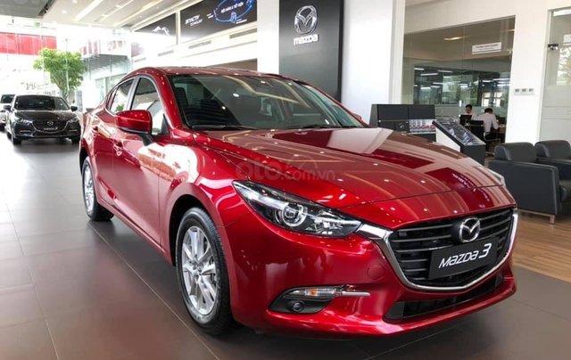 Bán xe Mazda 3 phiên bản 1.5L Sedan - Màu đỏ pha lê - Mới 100% - Hỗ trợ bank 85%3