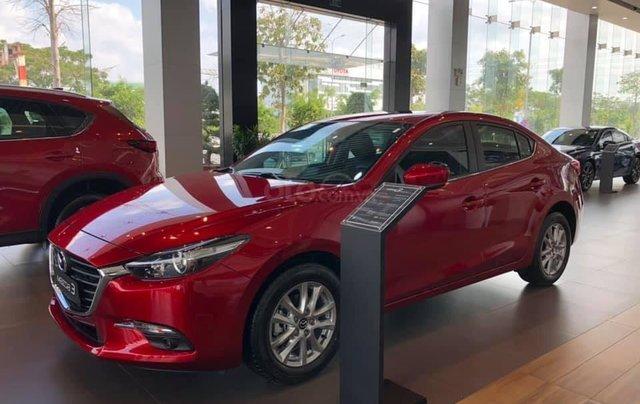 Bán xe Mazda 3 phiên bản 1.5L Sedan - Màu đỏ pha lê - Mới 100% - Hỗ trợ bank 85%4