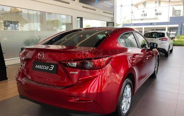 Bán xe Mazda 3 phiên bản 1.5L Sedan - Màu đỏ pha lê - Mới 100% - Hỗ trợ bank 85%6