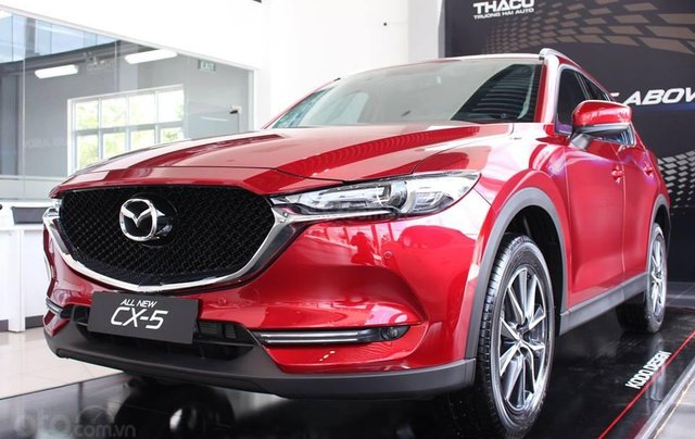 Bán xe Mazda CX-5 phiên bản 2.5 cao cấp - Giá tốt nhất Hồ Chí Minh - Đủ màu giao ngay0