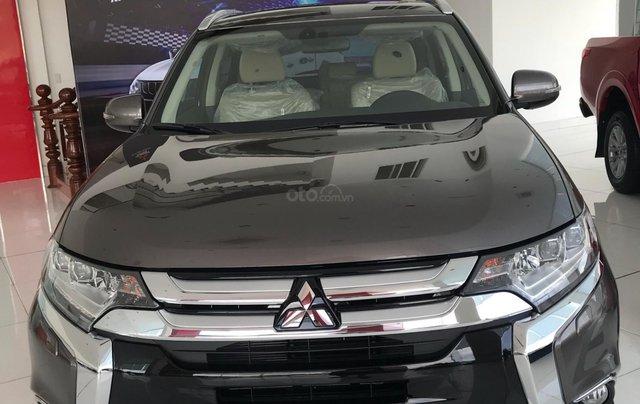 Mitsubishi Outlander - Chính sách hỗ trợ hấp dẫn0