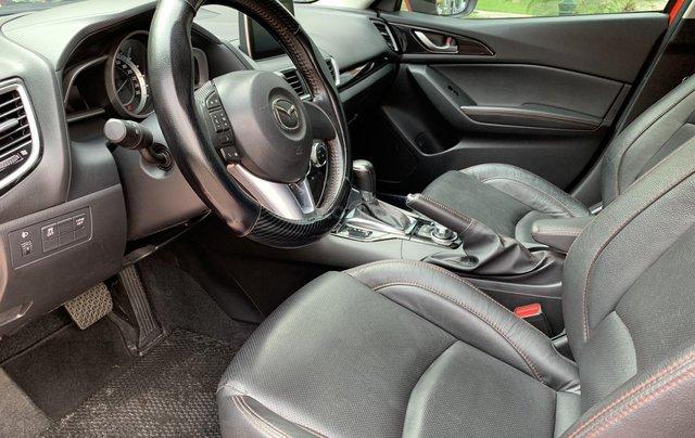 Bán ô tô Mazda 3 1.5AT Hatchback đời 2015, màu đỏ2