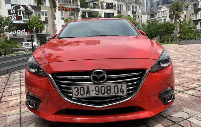 Bán ô tô Mazda 3 1.5AT Hatchback đời 2015, màu đỏ4