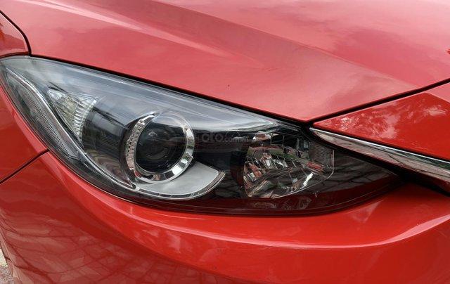 Bán ô tô Mazda 3 1.5AT Hatchback đời 2015, màu đỏ3