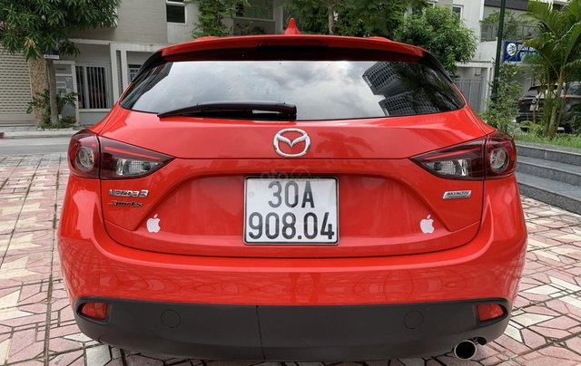 Bán ô tô Mazda 3 1.5AT Hatchback đời 2015, màu đỏ6