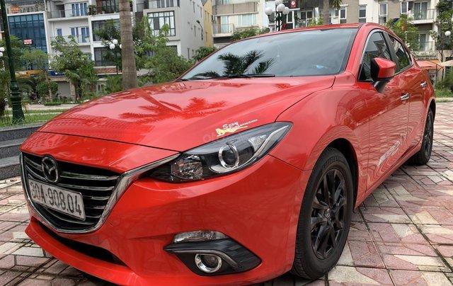 Bán ô tô Mazda 3 1.5AT Hatchback đời 2015, màu đỏ9