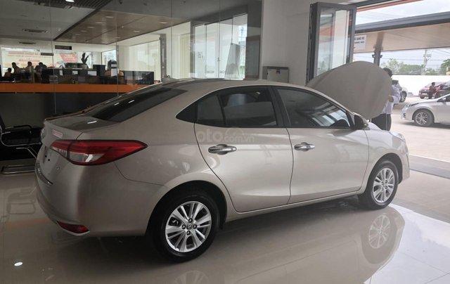 Bán Toyota Vios 1.5G cao cấp màu nâu vàng - giao xe ngay1