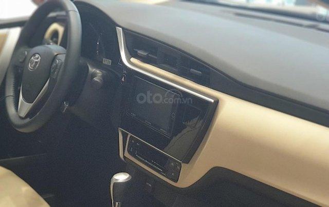Bán ô tô Toyota Corolla Altis G năm sản xuất 2019, màu đen, gọi ngay để nhận thêm khuyến mại1