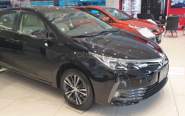 Bán ô tô Toyota Corolla Altis G năm sản xuất 2019, màu đen, gọi ngay để nhận thêm khuyến mại0