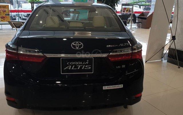 Bán ô tô Toyota Corolla Altis G năm sản xuất 2019, màu đen, gọi ngay để nhận thêm khuyến mại4