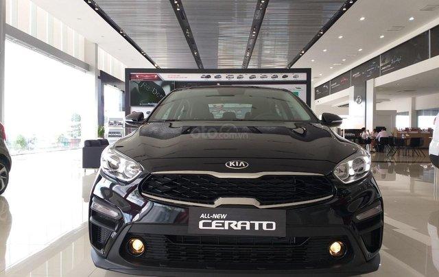 Cerato 2019 Standard 1.6 MT chỉ 549tr, trả trước 184tr nhận xe ngay0