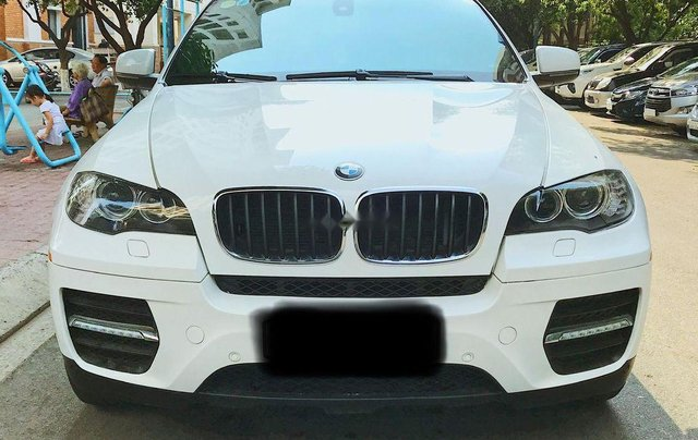 Cần bán BMW X6 2008, xe nhập, 835tr0