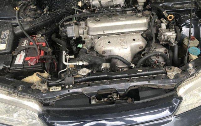 Bán ô tô Honda Accord đời 1995, màu đen, nhập khẩu 2