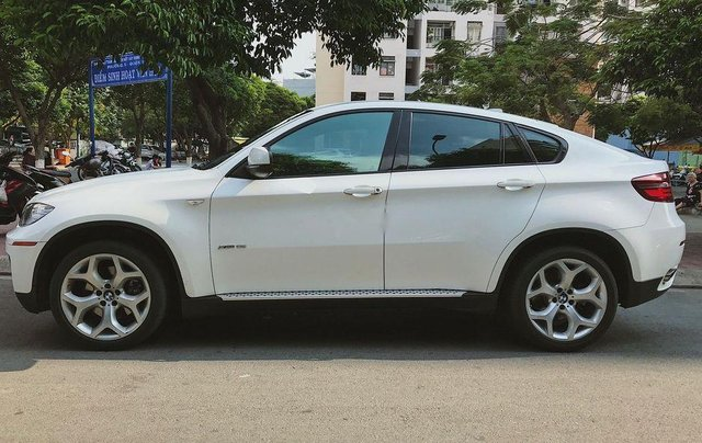 Cần bán BMW X6 2008, xe nhập, 835tr1