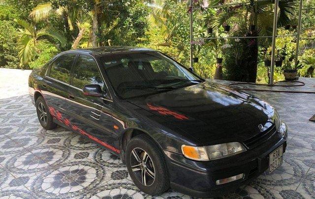 Bán ô tô Honda Accord đời 1995, màu đen, nhập khẩu 0